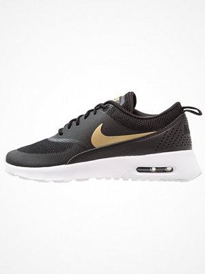 Nike Sportswear AIR MAX THEA  Sneakers black/metallic gold/white