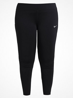 Nike Performance POWER TIGHT RACER Tights black/black/reflective silver