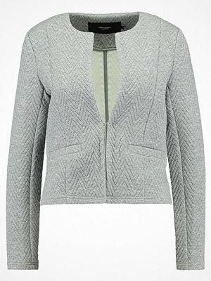 Kavajer & kostymer - Vero Moda VMMIA STRUCTURE  Blazer light grey melange