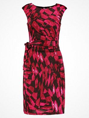 Anna Field Fodralklänning beet red