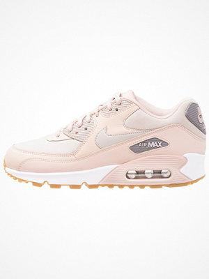 Nike Sportswear AIR MAX 90 Sneakers particle beige/moon particle/gunsmoke/light brown