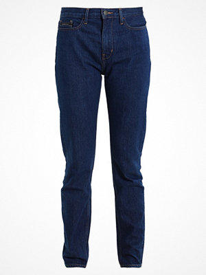 Calvin Klein Jeans HIGH RISE SLIM Jeans slim fit brook blue
