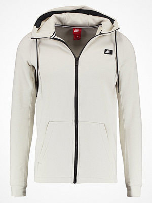 Nike Sportswear MODERN FULL ZIP HOODIE BRUSHED Sweatshirt light bone