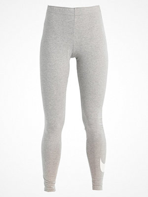 Nike Sportswear CLUB LOGO2 Leggings  grey heather/white