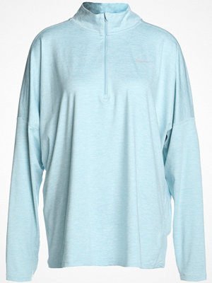 Nike Performance RUNNING DRY PLUS SIZE Funktionströja ocean bliss/htr/silver