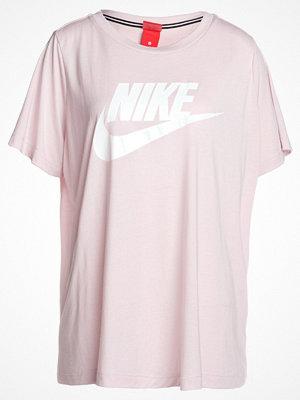 Nike Sportswear ESSENTIAL Tshirt med tryck barely rose/white