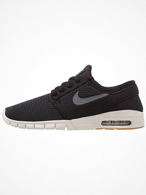 Nike Sb STEFAN JANOSKI MAX Sneakers black/dark grey/medium brown/light bone