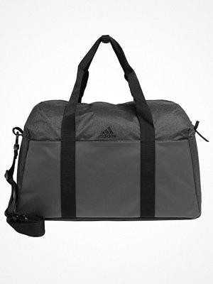 Sport & träningsväskor - Adidas Performance Sportväska black/carbon