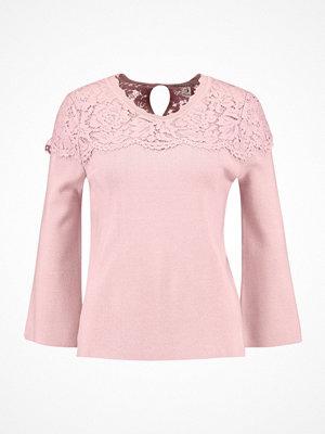 Anna Field Stickad tröja rose
