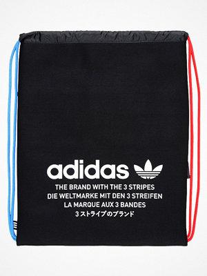 Adidas Originals Ryggsäck black omönstrad