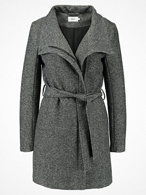 Only ELLI LIGHT COAT Kort kappa / rock dark grey melange