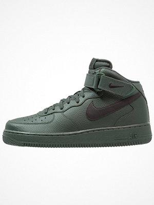 Nike Sportswear AIR FORCE 1 MID '07 Höga sneakers grove green/black