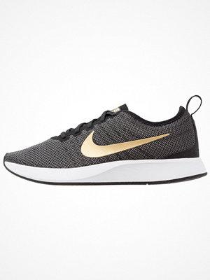 Nike Sportswear DUALTONE RACER SE Sneakers black/metallic gold/dark grey/white