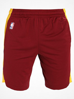Nike Performance CLEVELAND CAVALIERS PRACTICE Träningsshorts team red/university gold