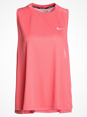 Nike Performance DRY MILER TANK  Funktionströja sea coral/silver
