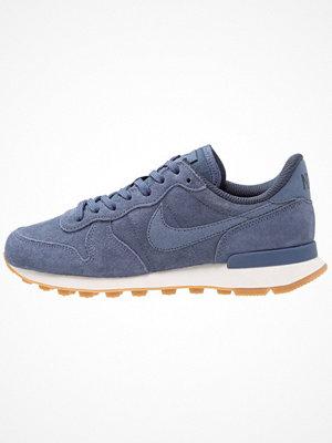 Nike Sportswear INTERNATIONALIST Sneakers diffused blue/thunder blue/sail/light brown