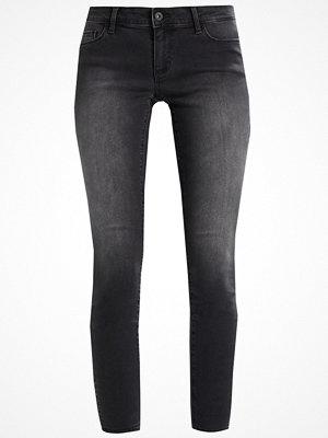 Vero Moda VMFIVE ANKLE ZIP  Jeans Skinny Fit black