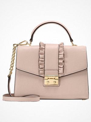 MICHAEL Michael Kors SLOAN SATCHEL Handväska soft pink