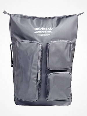 Adidas Originals Ryggsäck grey five ljusgrå