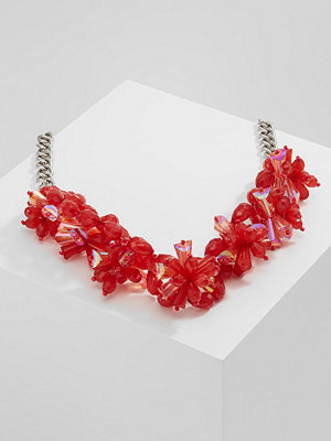 Topshop FACET COLLAR Halsband red