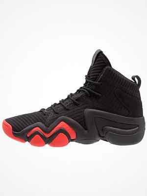 Adidas Originals CRAZY 8 ADV CK Höga sneakers core black/hires red/footwear white
