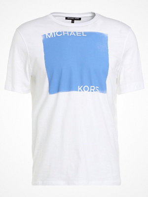 Michael Kors COLOR FIELD Tshirt med tryck white