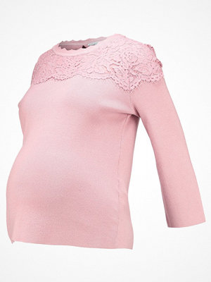 Anna Field MAMA Stickad tröja rose