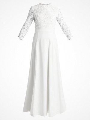 Ivy & Oak Bridal BRIDAL SLEEVE DRESS OPEN BACK DETAIL Festklänning snow white