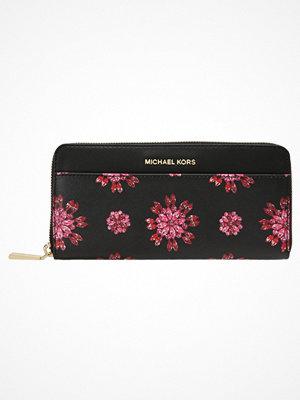 Plånböcker - MICHAEL Michael Kors MONEY PIECES POCKET  Plånbok black/ultrapink