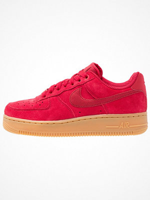Nike Sportswear AIR FORCE 1 '07 SE Sneakers gym red/light brown/speed red
