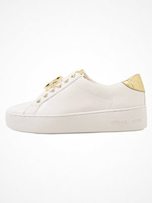 MICHAEL Michael Kors POPPY LACE UP Sneakers optic white