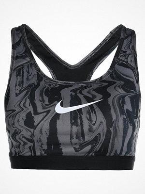 Nike Performance CLASSIC BRA Sportbh gunsmoke/black/white