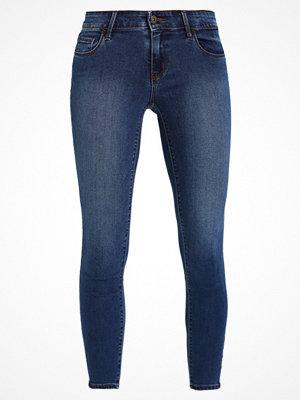 Vero Moda VMFIVE ANKLE ZIP  Jeans Skinny Fit medium blue denim