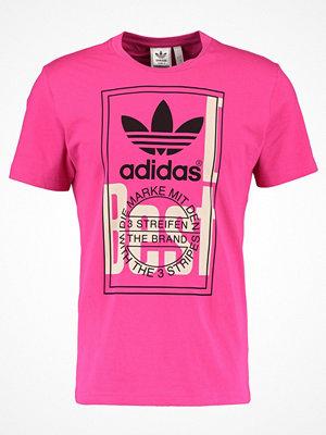Adidas Originals TONGUE LABEL Tshirt med tryck shopin