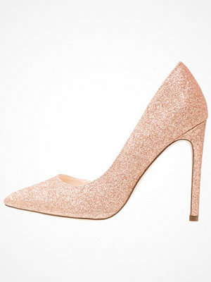 Even&Odd Klassiska pumps rose gold