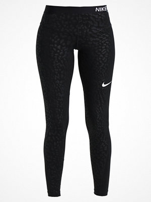 Nike Performance SPOTTED CAT Tights black/black/white
