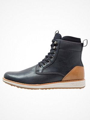 Boots & kängor - Call It Spring ASTALISEN Snörstövletter navy
