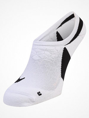 Nike Performance DRY ELITE CUSHIONED NOSHOW RUNNING Ankelsockor white/black