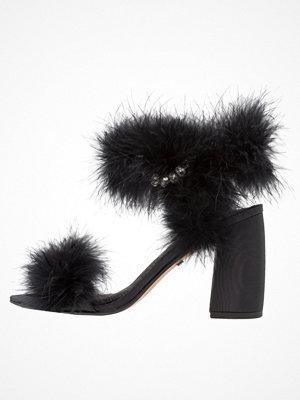 Topshop ROMANCE Sandaletter black