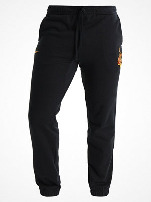 Nike Performance NBA CLEVELAND CAVALIERS PANT Träningsbyxor black/university gold