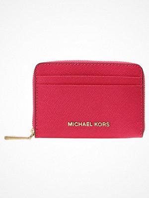 Plånböcker - MICHAEL Michael Kors MONEY PIECES CARD CASE Plånbok ultra pink