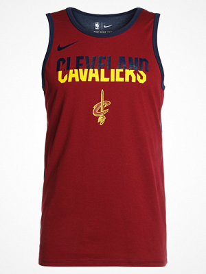 Nike Performance NBA CLEVELAND CAVALIERS DRY FIT TANK Klubbkläder team red/college navy