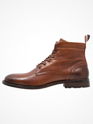 Boots & kängor - Aldo ROSARIEN Snörstövletter cognac