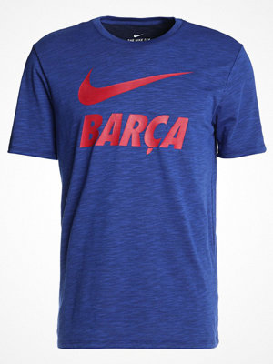 Nike Performance FC BARCELONA DRY Klubbkläder deep royal blue