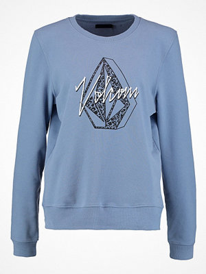 Volcom SOUND CHECK  Sweatshirt washed blue