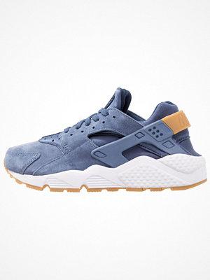 Nike Sportswear AIR HUARACHE RUN SD Sneakers diffused blue/midnight navy/light brown