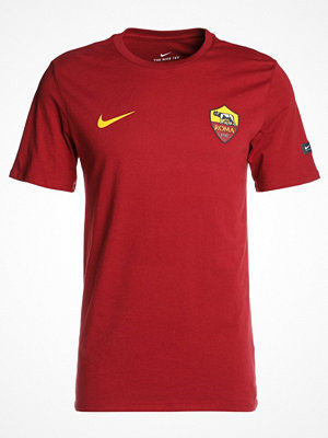 Nike Performance AS ROM TEE CREST Klubbkläder team crimson