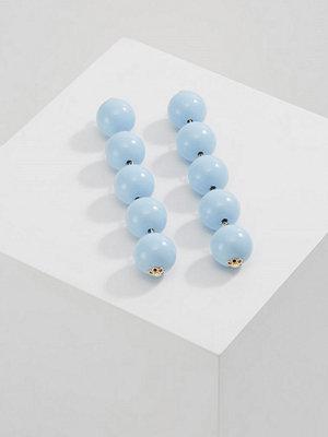 Topshop örhängen PATENT BALL DROP Örhänge pastel blue