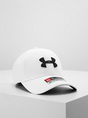 Kepsar - Under Armour BLITZING 3.0  Keps white