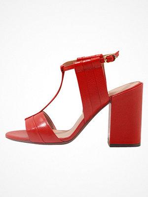L'Autre Chose Sandaletter king red